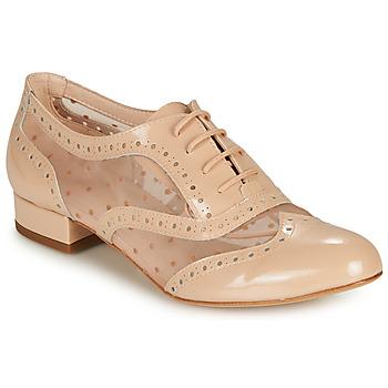 Chaussures Femme Derbies Fericelli ABIAJE Nude