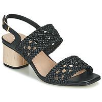 Chaussures Femme Sandales et Nu-pieds Ravel KIMIA Noir