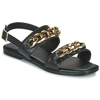 Chaussures Femme Sandales et Nu-pieds Ravel HATTIE Noir