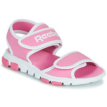 Chaussures Enfant Sandales sport Reebok Sport WAVE GLIDER III Rose
