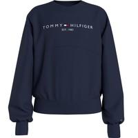 Vêtements Fille Sweats Tommy Hilfiger SELOMA Marine