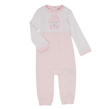 Vêtements Fille Pyjamas / Chemises de nuit Guess AFRICA Rose