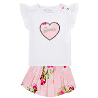 Vêtements Fille Ensembles enfant Guess FREYZINE Multicolore