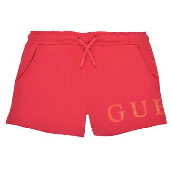 Vêtements Fille Shorts / Bermudas Guess TOLLITA Rose