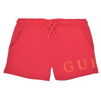 Vêtements Fille Shorts / Bermudas Guess TOLLITA Rose