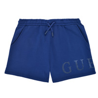 Vêtements Fille Shorts / Bermudas Guess AGATE Marine