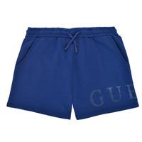 Vêtements Fille Shorts / Bermudas Guess AGATE Marine