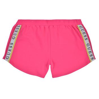 Vêtements Fille Shorts / Bermudas Guess EMELINA Rose