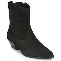 Chaussures Femme Bottines Vagabond EMILY Noir