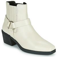 Chaussures Femme Bottines Vagabond Shoemakers SIMONE Blanc