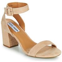 Chaussures Femme Sandales et Nu-pieds Steve Madden MALIA Beige