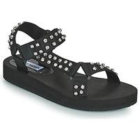 Chaussures Femme Sandales et Nu-pieds Steve Madden HENLEY-R Noir