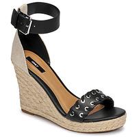 Chaussures Femme Sandales et Nu-pieds Only AMELIA 12 Noir