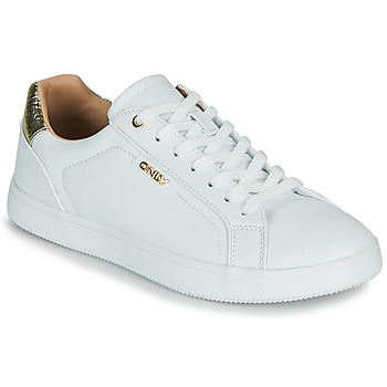 Chaussures Femme Baskets basses Only SHILO 31 Blanc