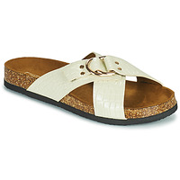 Chaussures Femme Mules Only MAXI 2 Blanc