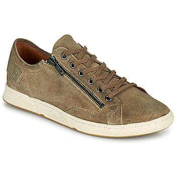 Chaussures Femme Baskets basses Pataugas JESTER/WAX F2G Mastic