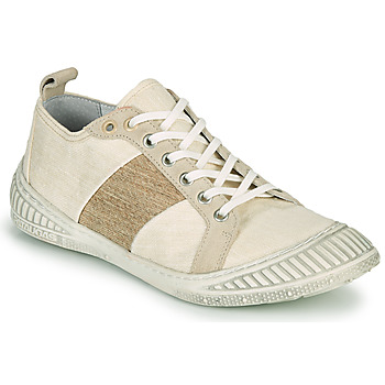 Chaussures Femme Baskets basses Pataugas RICHIE F2G Ecru