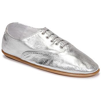 Chaussures Femme Derbies Pataugas SULLY F2G Argenté
