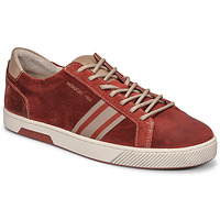Chaussures Homme Baskets basses Pataugas MARIUS/CR H2G Brique