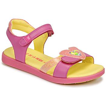Chaussures Fille Sandales et Nu-pieds Agatha Ruiz de la Prada AITANA Rose