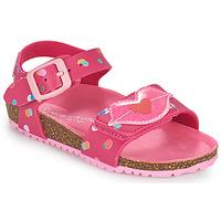 Chaussures Fille Sandales et Nu-pieds Agatha Ruiz de la Prada BIO Rose