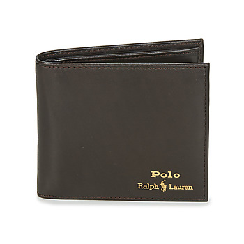 Portefeuille Polo Ralph Lauren GLD FL BFC-WALLET-SMOOTH LEATHER