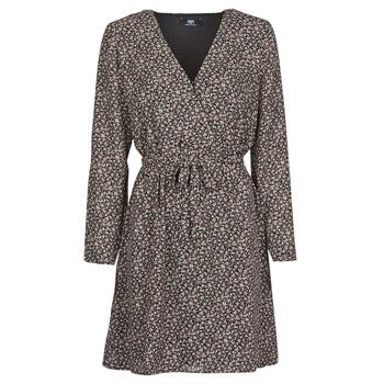 Vêtements Femme Robes courtes Le Temps des Cerises MIA Noir