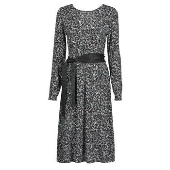Vêtements Femme Robes courtes Le Temps des Cerises CANDY Noir