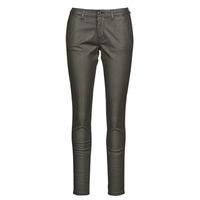 Vêtements Femme Pantalons 5 poches Le Temps des Cerises ANDREA Noir