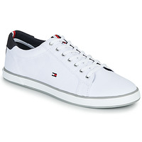 Chaussures Homme Baskets basses Tommy Hilfiger H2285ARLOW 1D Blanc