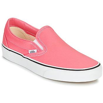 Chaussures Femme Slip ons Vans CLASSIC SLIP ON Rose