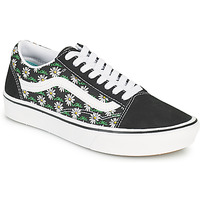 Chaussures Femme Baskets basses Vans COMFYCUSH OLD SKOOL Noir / Blanc
