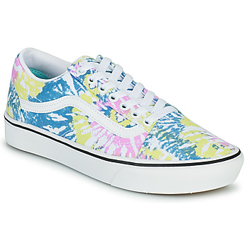 Chaussures Femme Baskets basses Vans COMFYCUSH OLD SKOOL Multicolore