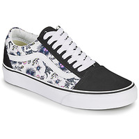 Chaussures Femme Baskets basses Vans OLD SKOOL Multicolore