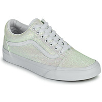 Chaussures Femme Baskets basses Vans OLD SKOOL Blanc