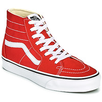 Chaussures Baskets montantes Vans SK8-Hi Tapered Rouge