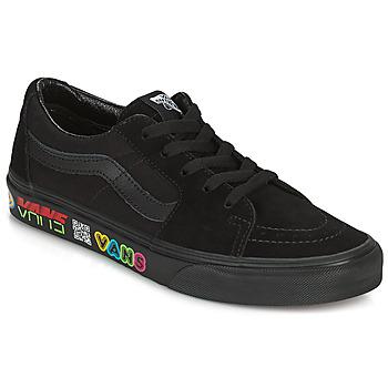 Chaussures Baskets montantes Vans SK8 LOW Noir