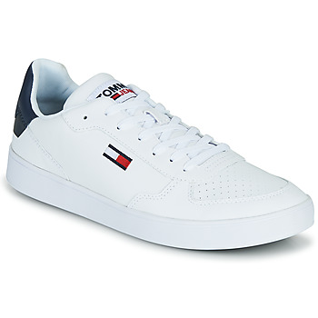 Chaussures Homme Baskets basses Tommy Jeans TOMMY JEANS ESSENTIAL CUPSOLE Blanc