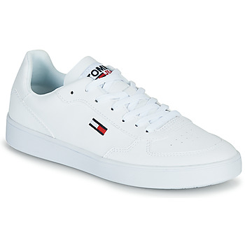Chaussures Femme Baskets basses Tommy Jeans TOMMY JEANS CUPSOLE SNEAKER Blanc