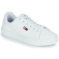 Chaussures Femme Baskets basses Tommy Jeans COOL TOMMY JEANS SNEAKER Blanc