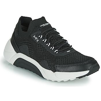 Chaussures Homme Baskets basses Skechers ENDURO-SILVERTON Noir