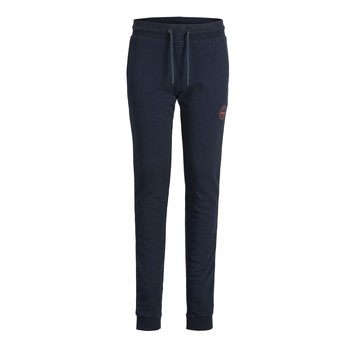 Vêtements Garçon Pantalons de survêtement Jack & Jones JJIGORDON JJSHARK SWEAT PANT Marine