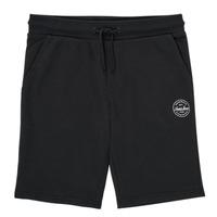 Vêtements Garçon Shorts / Bermudas Jack & Jones JJI SHARK JJSWEAT Noir