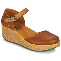 Chaussures Femme Mules Art PARMA Marron