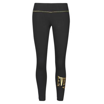 Vêtements Femme Leggings Everlast EVL-TIGHT-HOXIE Noir