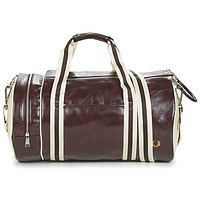 Sacs Homme Sacs de sport Fred Perry CLASSIC BARREL BAG Marron