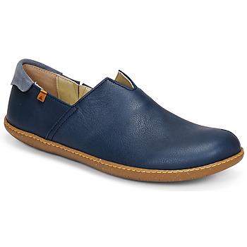 Chaussures Homme Slip ons El Naturalista EL VIAJERO Bleu