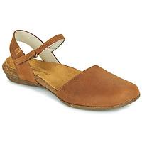 Chaussures Femme Sandales et Nu-pieds El Naturalista WAKATAUA Marron