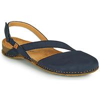 Chaussures Femme Sandales et Nu-pieds El Naturalista PANGLAO Bleu