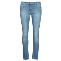 Vêtements Femme Jeans slim Kaporal LUCE Bleu